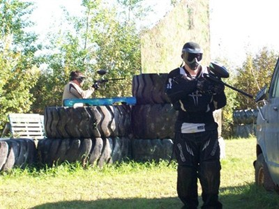 Paintball High Level Alberta, Parties, Events, Paintball Extreme